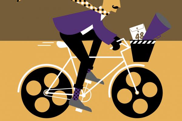 CB48HFP-bike preto